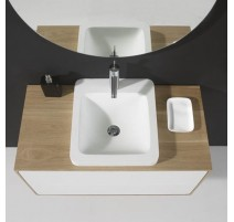 Lavabo Solid Surface Nit 40