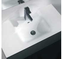 Encimera de baño Solid Surface