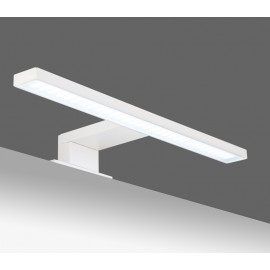 Aplique de baño led blanco de 45 cm