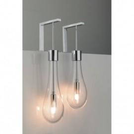 Aplique de baño led luxury  luz calida
